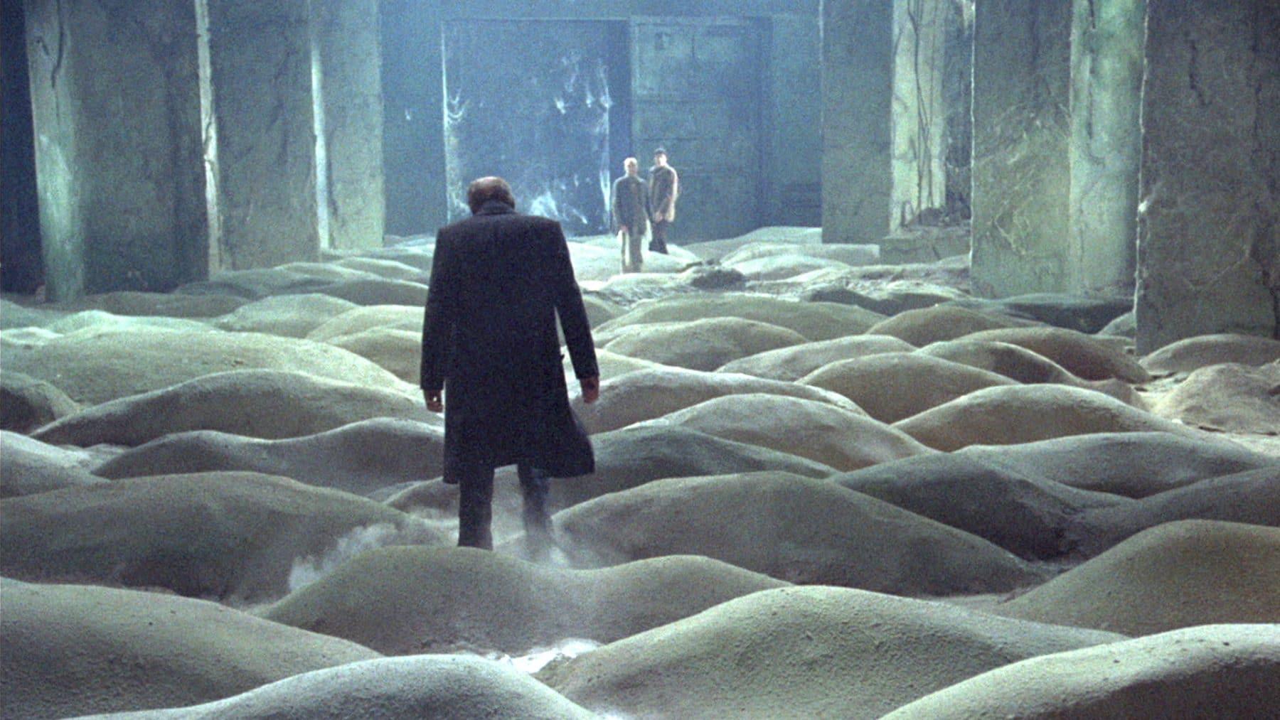stalker sand