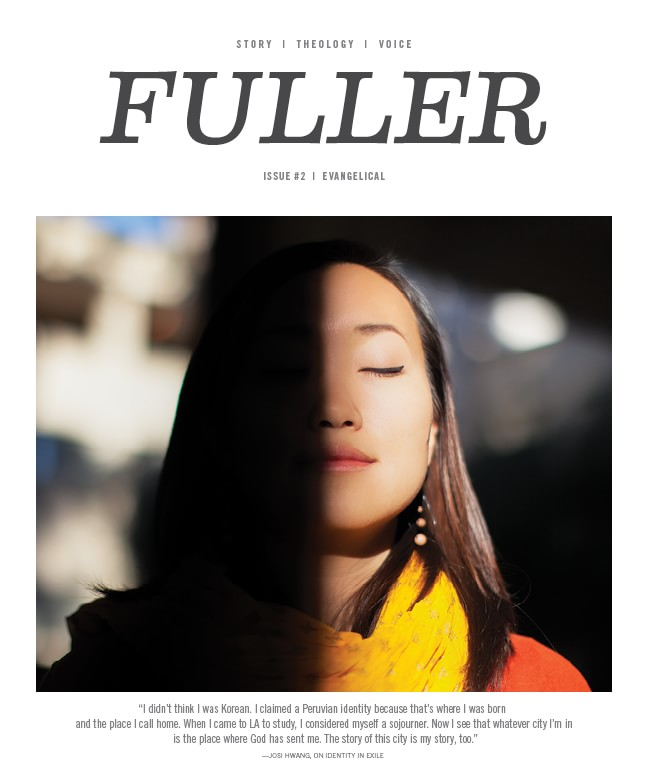 FULLER Magazine Issue 2 cover