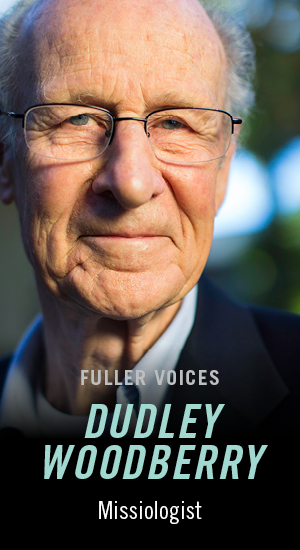 J. Dudley Woodberry