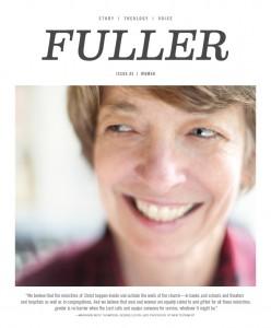 FULLER magazine Issue 3 cover