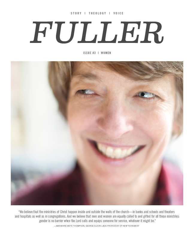 FULLER magazine Issue 3 cover
