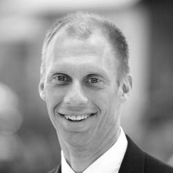 Portrait of Fuller Seminary faculty member Todd Johnson
