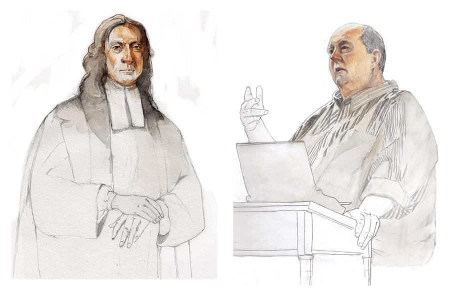 John Wesley and Joel Green