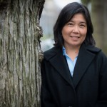 Portrait of Fuller Seminary graduate Ruby Takushi, co-founder of Recovery Café