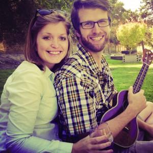 Fuller Seminary alumni Michaela O'Donnell Long and Dan Long