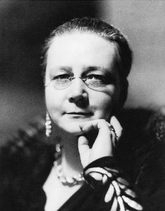 Historic photo of Dorothy Sayers