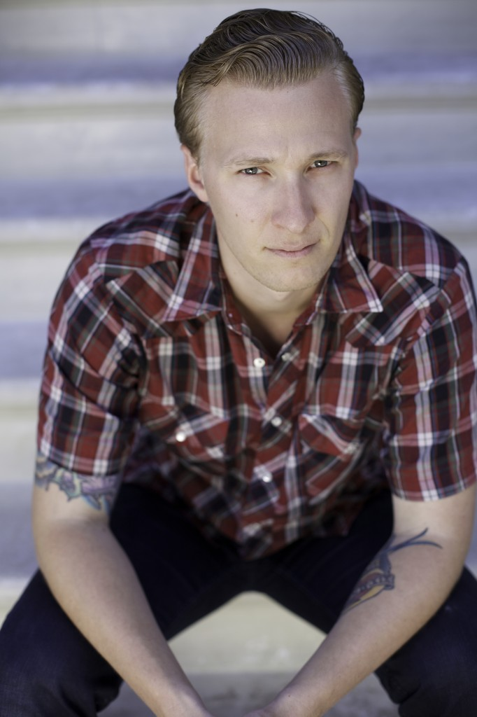 Portrait of Fuller Seminary graduate Nate Myrick
