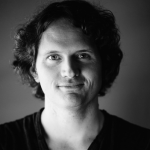 Nate Harrison of FULLER studio and magazine