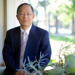 Portrait of Fuller Seminary professor Hak Joon Lee