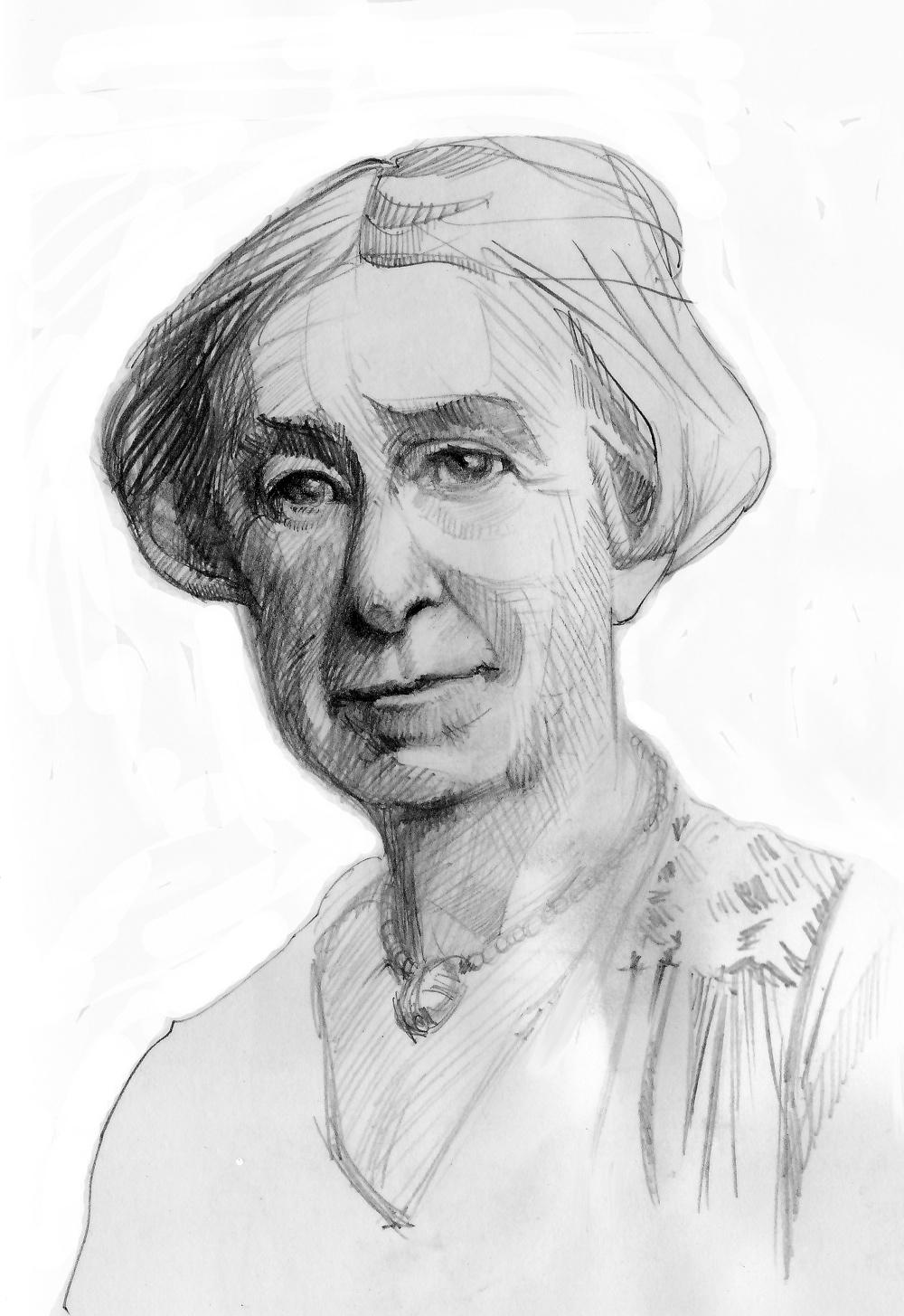 Evelyn-Underhill-Illustration-by-D.Klitsie