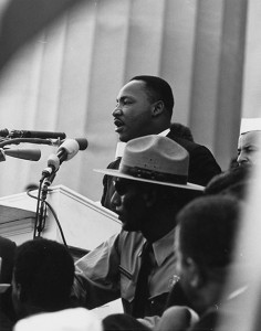 Martin Luther King, Jr. in 1963