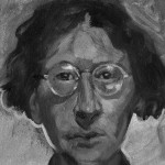 Simone Weil Illustration by Klitsie