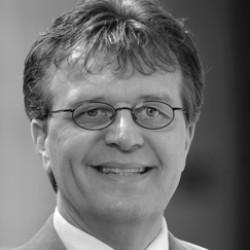 Portrait of Fuller Seminary faculty member Veli-Matti Kärkkäinen