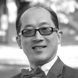 Fuller Seminary faculty member Amos Yong