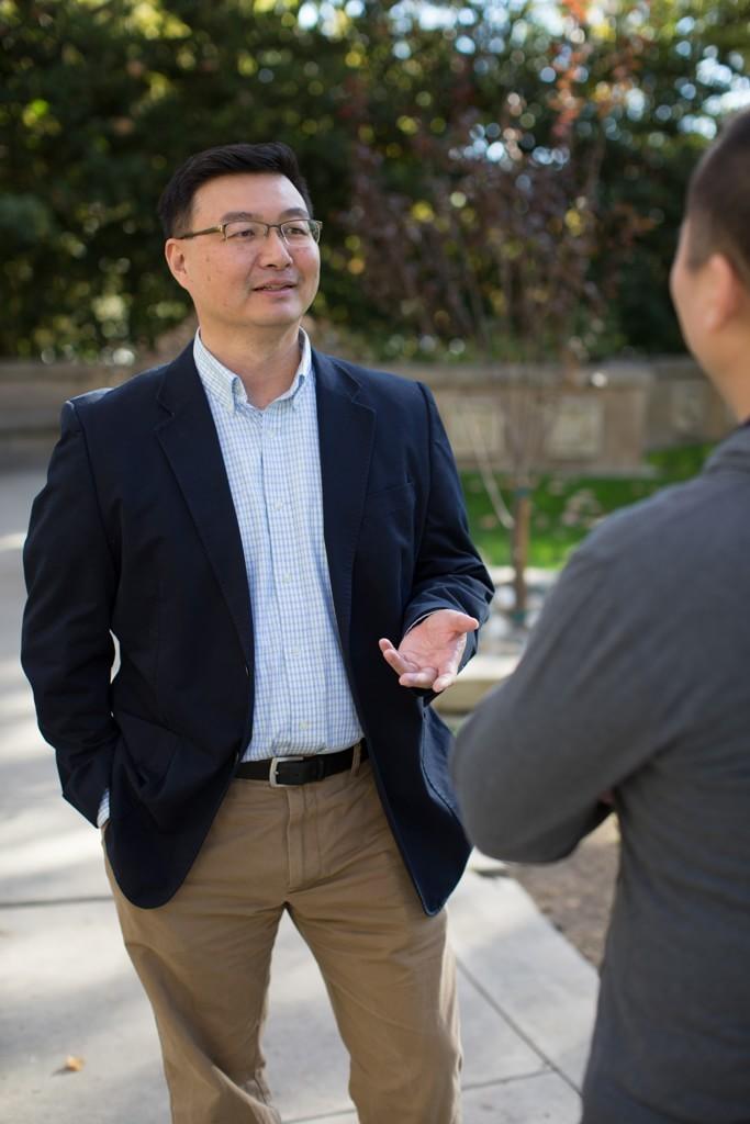 Fuller Seminary director Matthew Lee