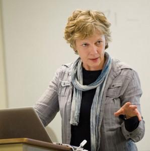 Fuller Seminary faculty member Evelyne Reisacher