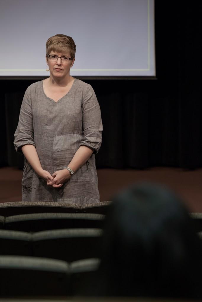 Fuller Seminary faculty member Cynthia Eriksson