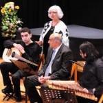 Beirut concert trio