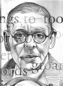 Eliot illustration by D.Klitsie