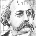 Flaubert-illustration-by-D.Klitsie