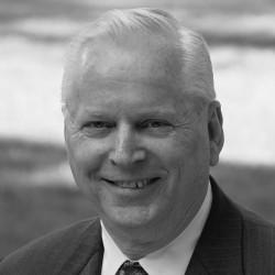 Portrait of Fuller Seminary professor Cecil M. Robeck Jr.