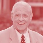 Portrait of Fuller Seminary faculty member David M. Scholer