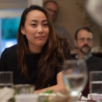 Fuller Seminary alumnae Julie Kang at FULLER magazine's Story Table
