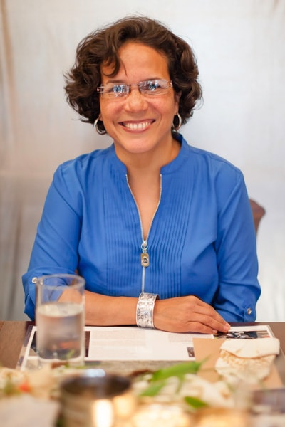 Portrait of Fuller Seminary Associate Professor of Marital and Family Therapy Lisseth Rojas-Flores