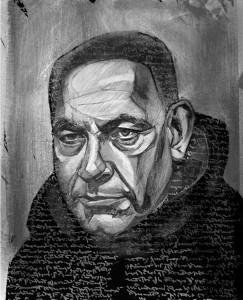 Aquinas illustration by D. Klitsie