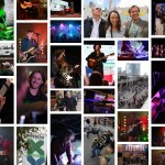 Collection of photos from Fuller Seminary's immersion course at SXSW for FULLER magazine