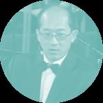 Photo of Fuller Seminary faculty member Amos Yong