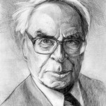 J. Moltmann illustration by D. Klitsie