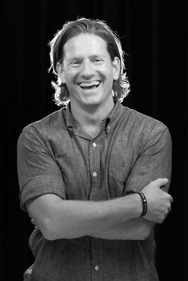 Portrait of Fuller Seminary affiliate faculty member and alum Matt Russell for FULLER magazine