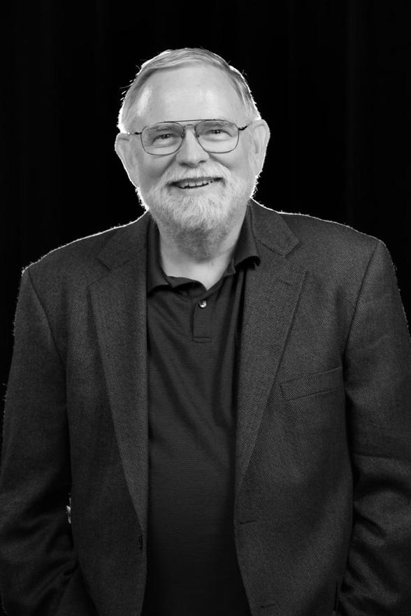 Portrait of Fuller Seminary faculty member Dale Ryan for FULLER magazine