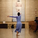 A dancer in FULLER magazine's section on Worship