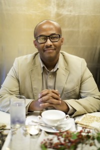 Caleb Campbell at FULLER's Story Table: Reconciling Race