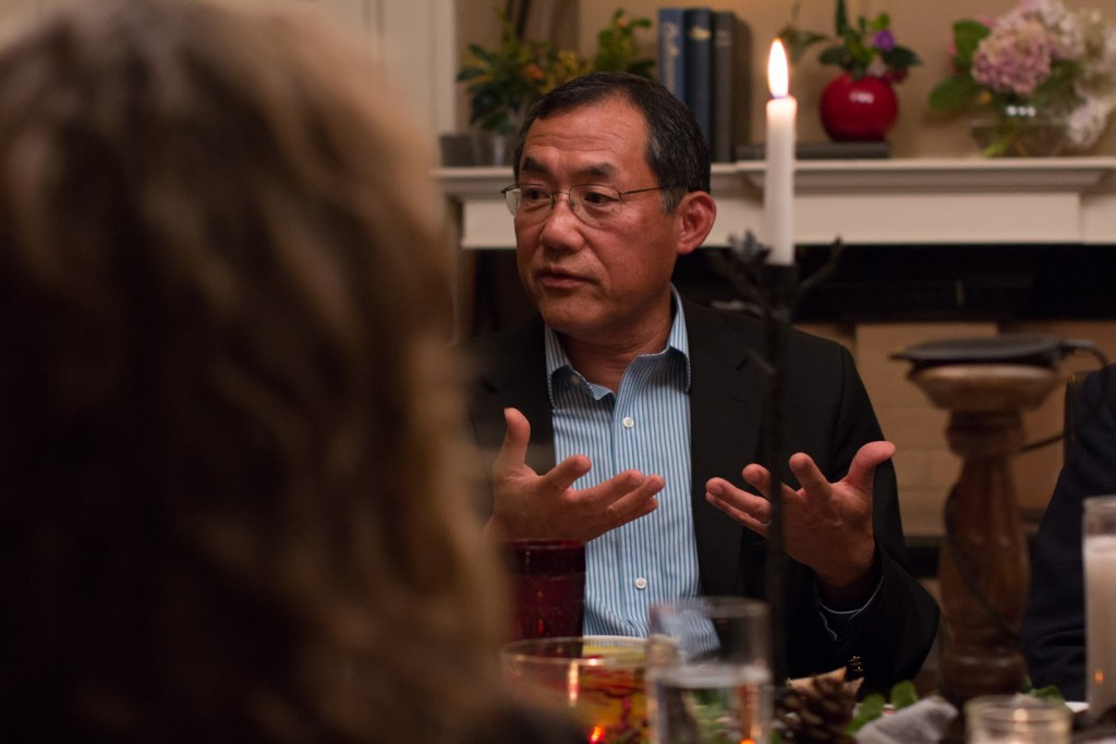 Steve Yamaguchi at FULLER's Story Table: Reconciling Race