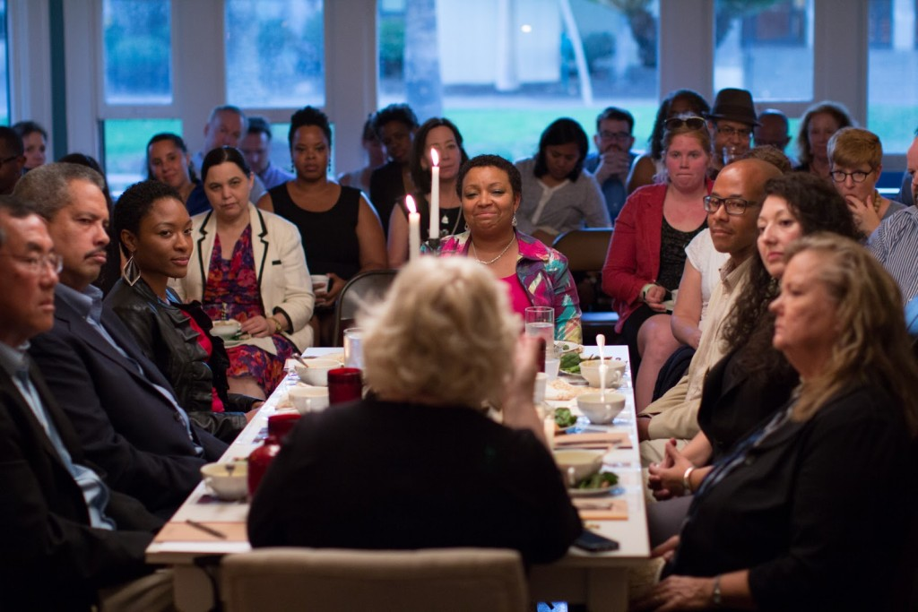 FULLER Magazine's Story Table: Reconciling Race