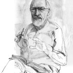 Eugene-Peterson-illustration-by-D.Klitsie
