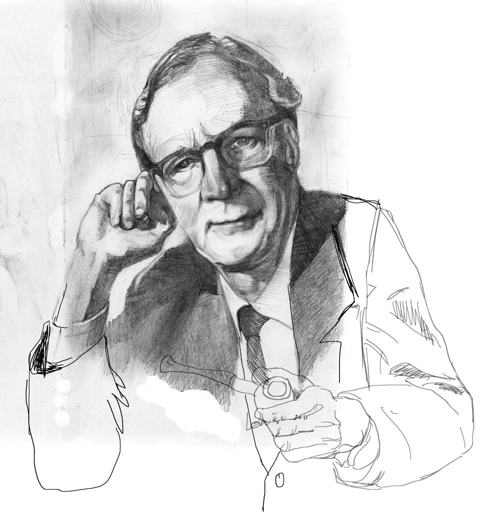 John Bertram Phillips-illustration by D.Klitsie