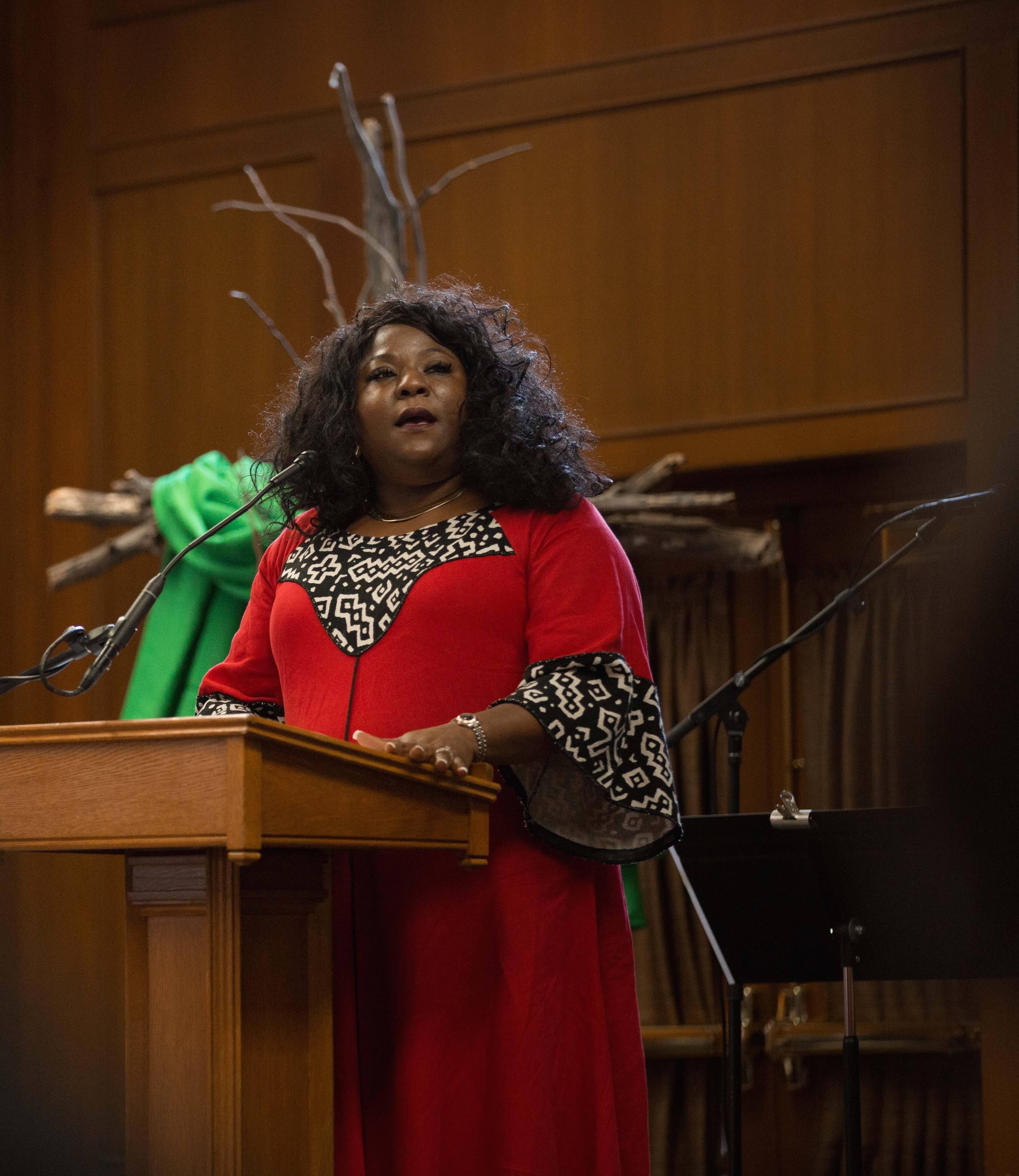 Stacy Floyd Thomas Black Lives Matter at Fuller Seminary