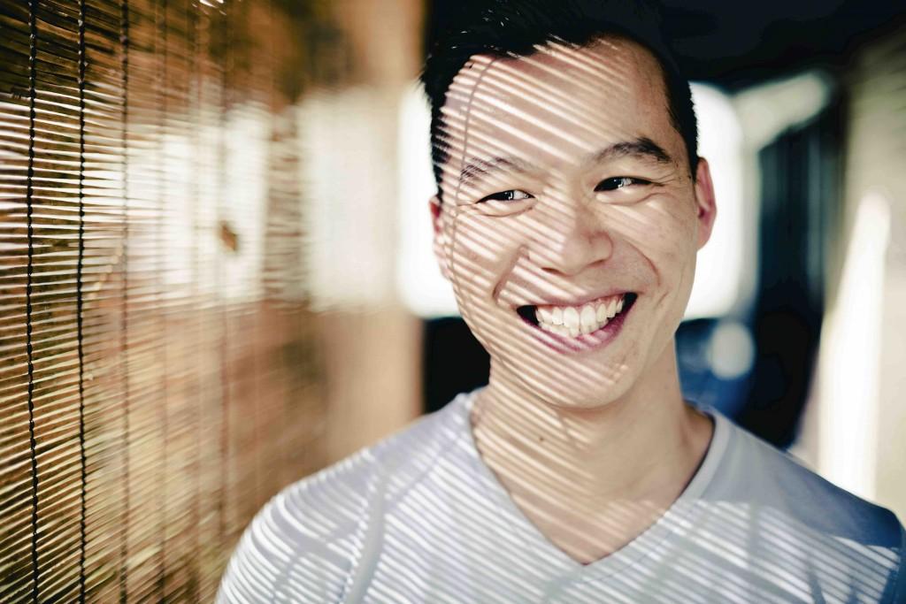 Fuller graduate Daniel Chou of Inheritance magazine