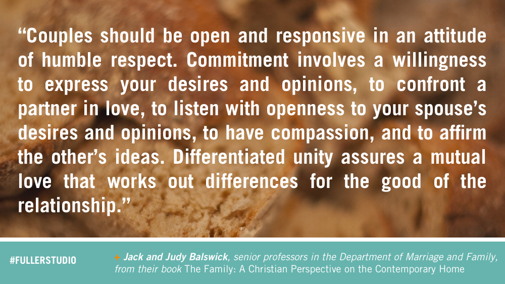 Jack and Judy Balswick reflect on humility