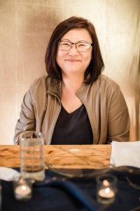 Jenny Pak (headshot) at the Integration Story Table