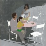 Illustration by Denise Klitsie for FULLER magazine
