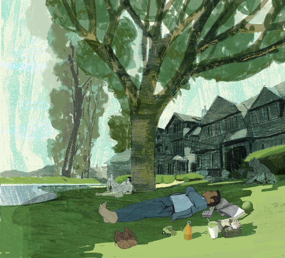 Sabbath Illustration (Denise)