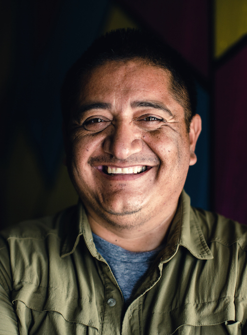 Carlos Nicasio (headshot)