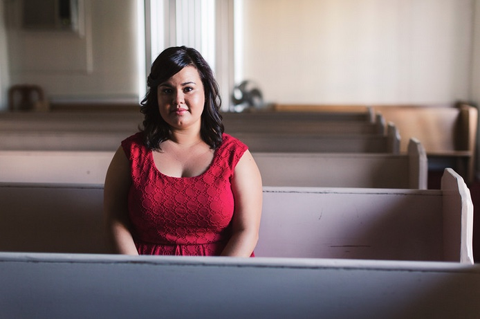 Jennifer Guerra MDiv student at Fuller Seminary photo credit Nate Harrison