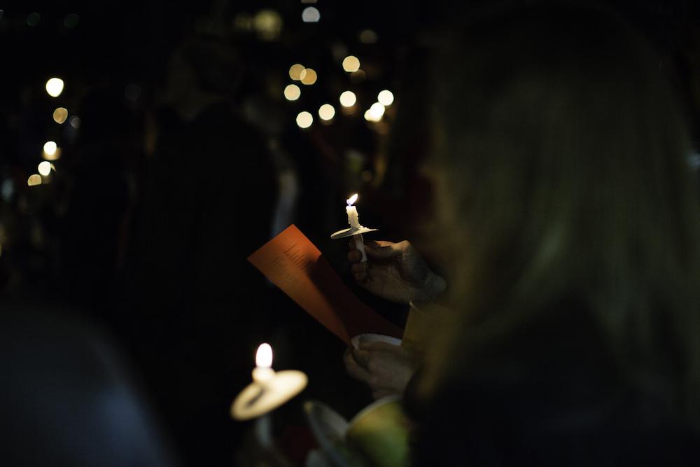2015 Christmas Tree Lighting 3 (Advent Reflections)