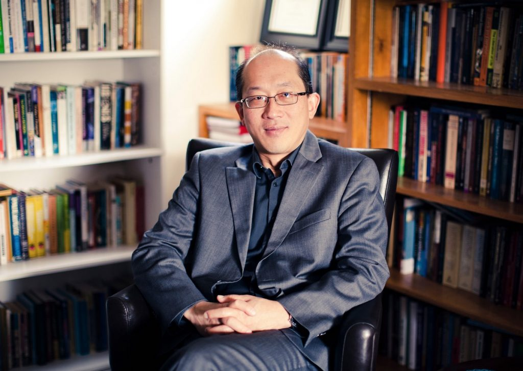 Amos Yong of Fuller Seminary's School of Intercultural Studies